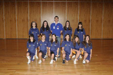Oviedo CB - Infantil Femenino B