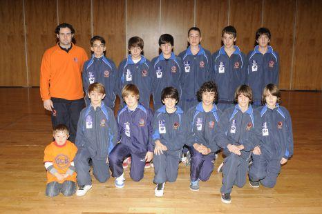 Oviedo CB - Infantil Masculino A