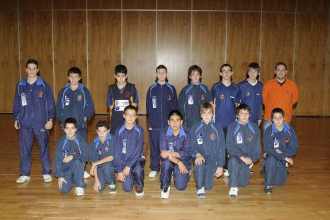 Oviedo CB - Infantil Masculino C