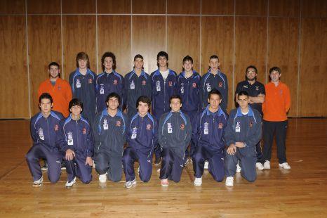 Oviedo CB - Junior Masculino A