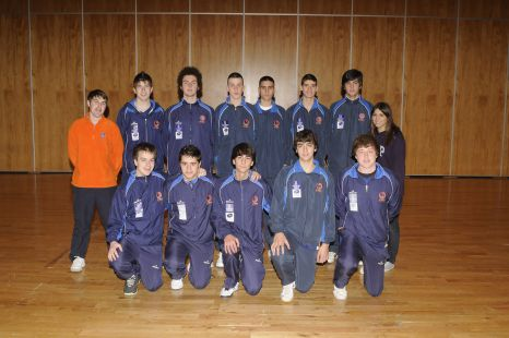 Oviedo CB - Junior Masculino B