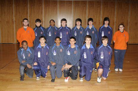 Oviedo CB - Junior Masculino C