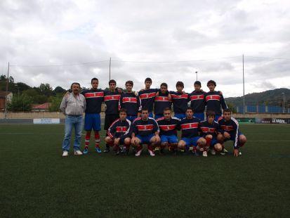 Rayo Carbayín 3ª juvenil