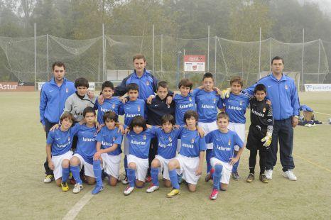 Real Oviedo 1ª alevín