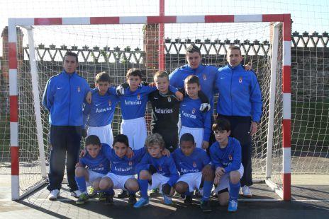 Real Oviedo 1ª benjamín