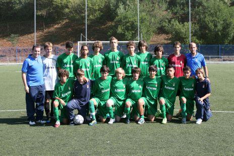 Real Oviedo 2ª cadete