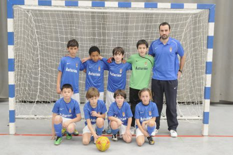Real Oviedo 3ª benjamín C