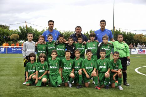 Real Oviedo alevín B