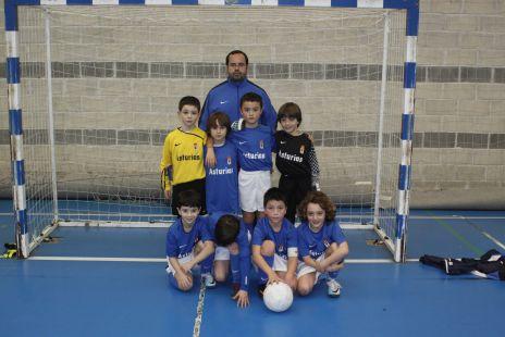 Real Oviedo prebenjamín