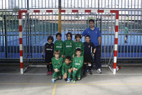 Real Oviedo prebenjamín B