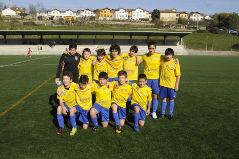 San Claudio 3ª infantil B