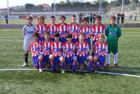 Sporting de Gijón 1ª alevín