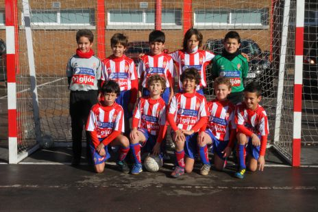 Sporting de Gijón 1ª benjamín