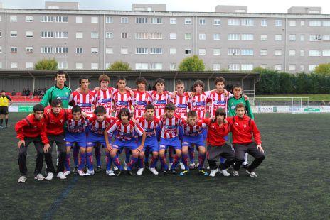 Sporting de Gijón 1ª cadete
