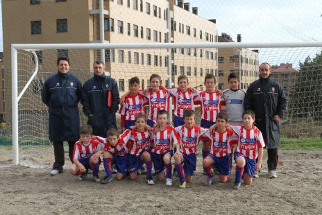 Sporting de Gijón 2ª alevín B
