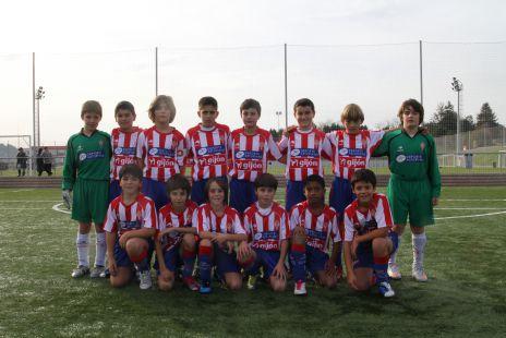 Sporting de Gijón 2ª alevín C