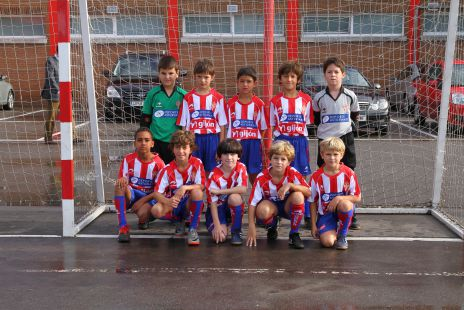 Sporting de Gijón 2ª benjamín