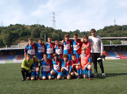 UP Langreo 2ª infantil