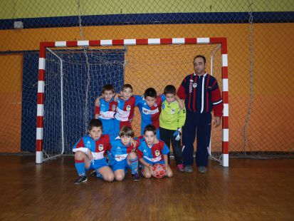 UP Langreo 3ª benjamín B