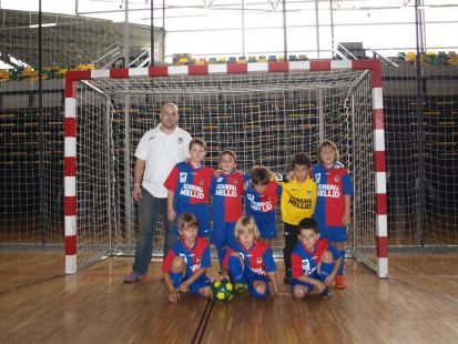 UP Langreo prebenjamín