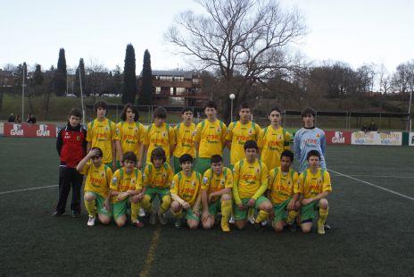 Valdés Atlético 2ª cadete