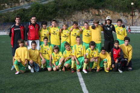 Valdés Atlético 2ª infantil