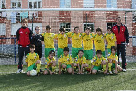 Valdés Atlético 3ª alevín B