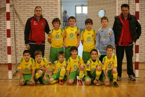 Valdés Atlético 3ª benjamín