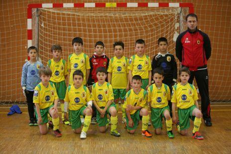 Valdés Atlético 3ª benjamín B