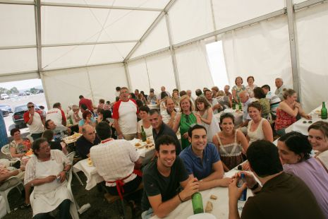 Fiestas de San Juan de Mareo