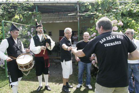 Fiestas de San Juan de Tremañes