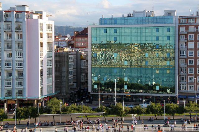 Hotel principe de asturias fotos de centro for Hotel principe de asturias gijon