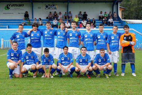 Real Juvencia 2ª Juvenil Grupo B