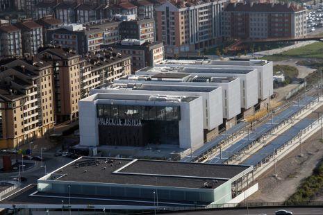 Nuevo Palacio de Justicia
