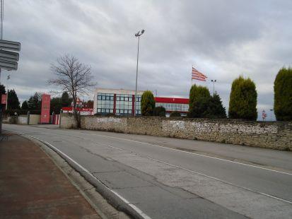 Instalaciones del Real Sporting de Gijón