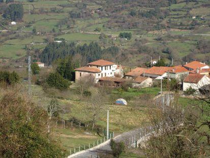 Palacio de los Valdés Fano en Quintana