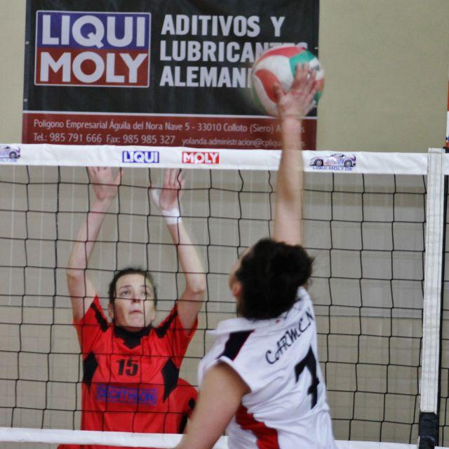 Liqui Moly Club Voleibol La Calzada