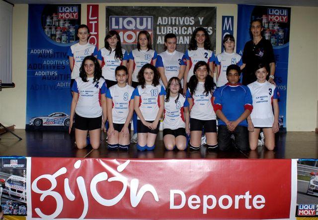 Liqui Moly La Calzada Senior femenino