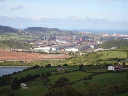 Instalaciones de Arcelor