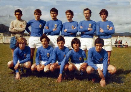 R.OVIEDO INFANTIL 1974