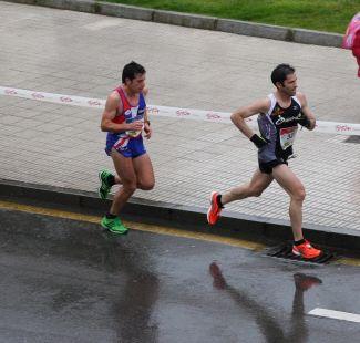 1/2 Maraton Gijon abril 2012