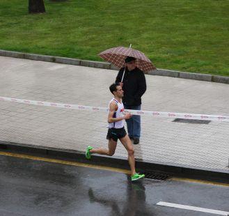1/2 maraton abril 2012