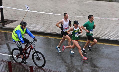 1/2 maraton  Campeona de mujeres