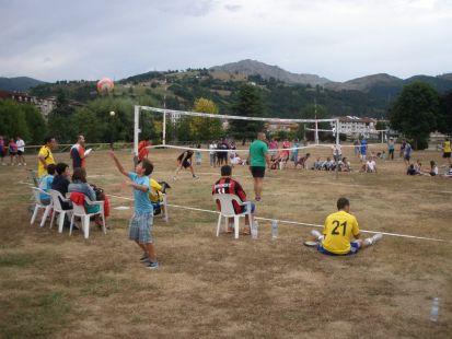 II Torneo de Voley Prau- ARRIONDAS