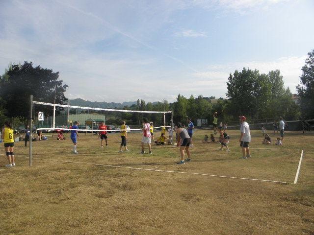 I Torneo de Voley Prau- ARRIONDAS