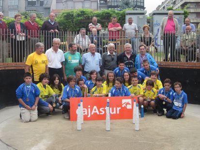 Campeonato de Asturias modalidad de cuatreada