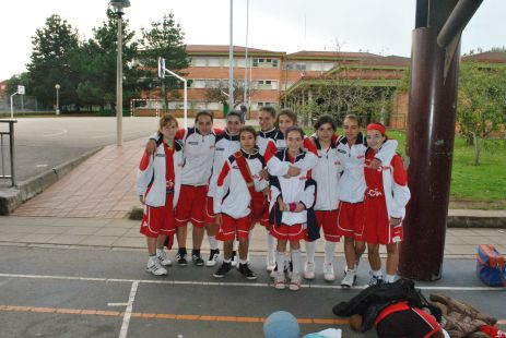 BASKET MAR INFANTIL 2012/13