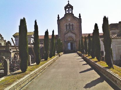 capilla cementerio