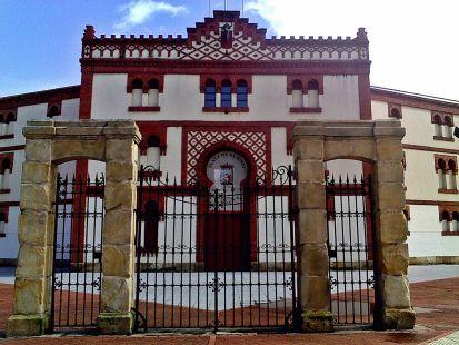 Plaza de toros del Bibio