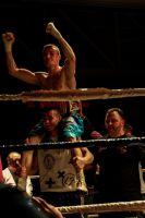 Aúpando al campeón